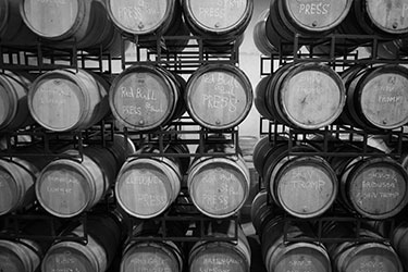 Wine barrels - online wine store